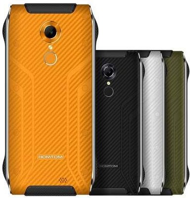 Смартфон HomTom HT20 Pro