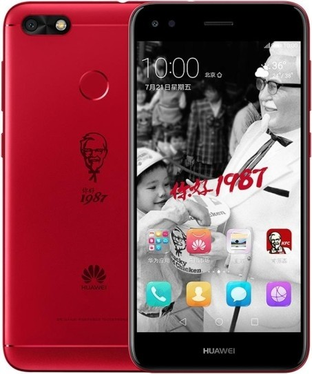 Huawei Enjoy 7 KFC edition