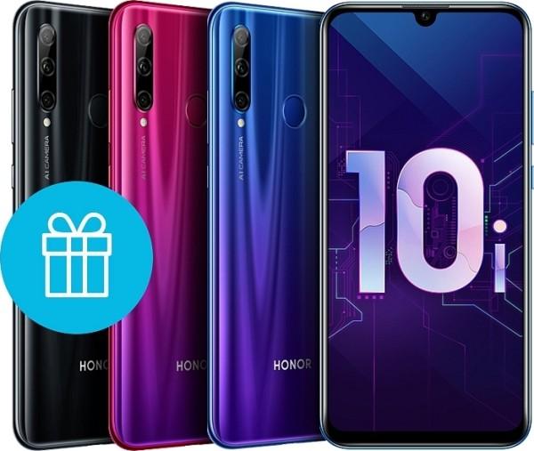 Honor 10i (Honor 20 Lite Глобальный)