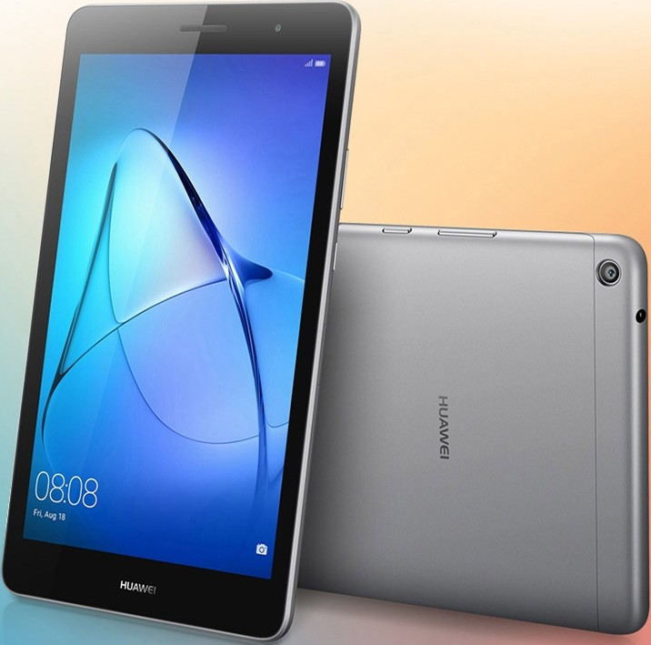 Huawei презентовала два новых планшета MediaPad T3