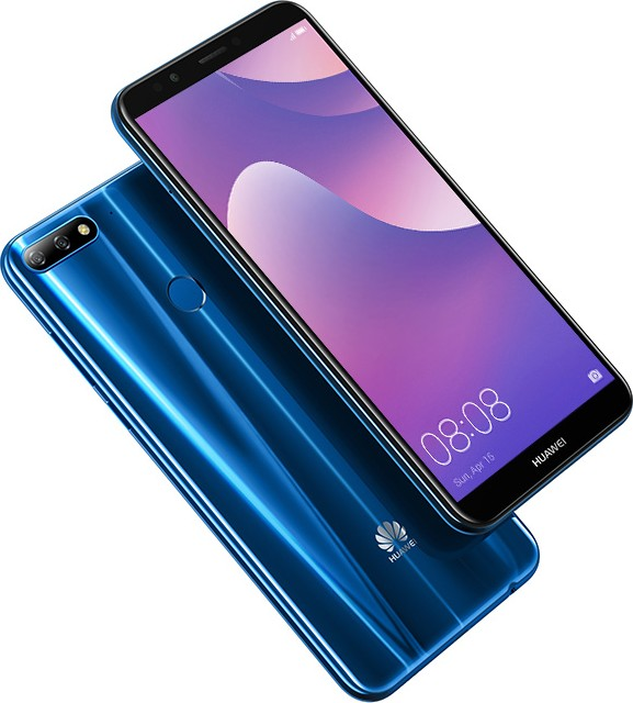 Huawei Y7 Prime 2018 - средний класс с поддержкой NFC