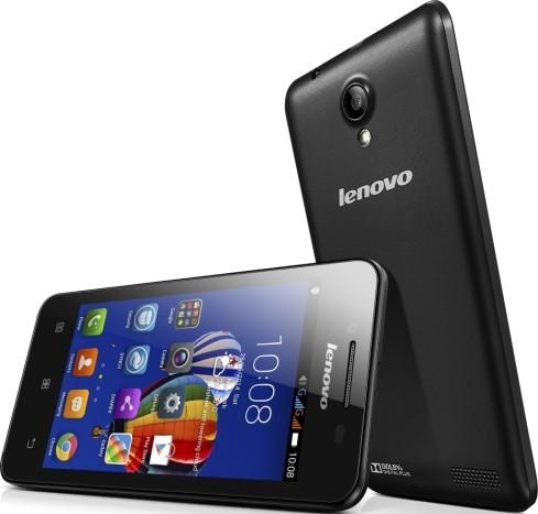 Смартфон Lenovo A319 Black - купить смартфон Леново