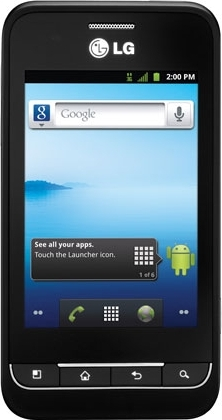 LG AS680 Optimus 2 CDMA