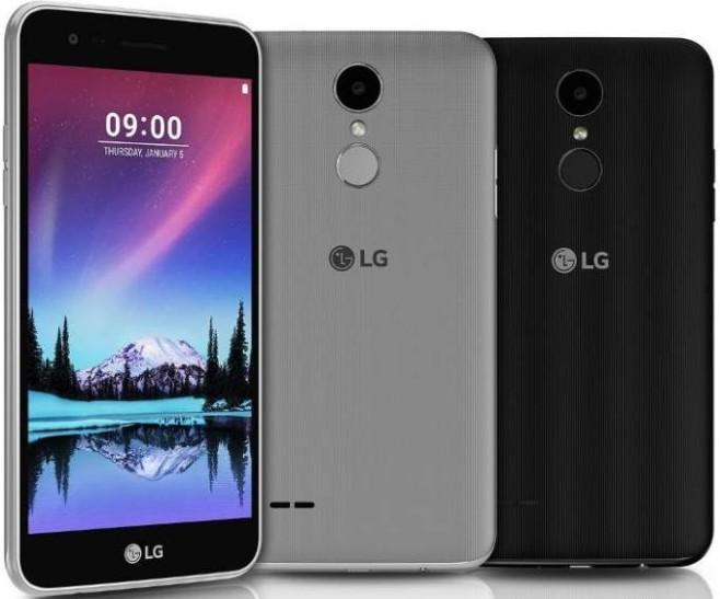 Смартфон LG K4 (2017)