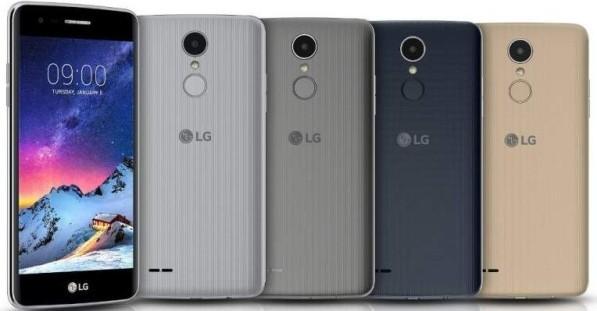 Смартфон LG K8 (2017)