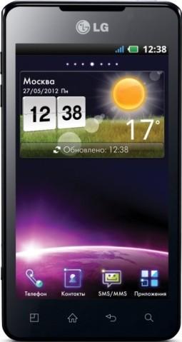LG Optimus 3D Mах