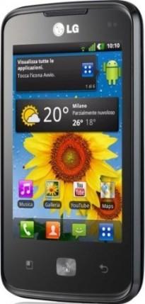 LG Е510 Optimus Hub