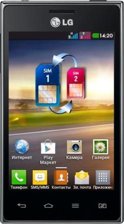 LG Optimus L5 Dual SIM