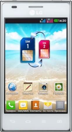 LG E615 Optimus L5 Dual SIM