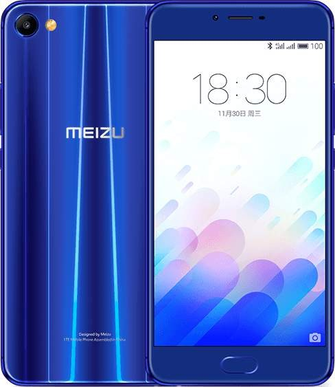 Смартфон Meizu M3X