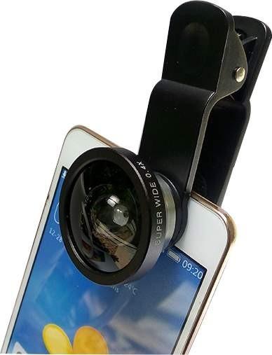 Micromax Canvas Selfie Lens Q345
