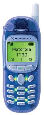 Motorola Talkabout 190