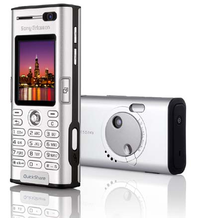 sony ericsson k600i - 3G\GSM мобильник, коробка, CD, все