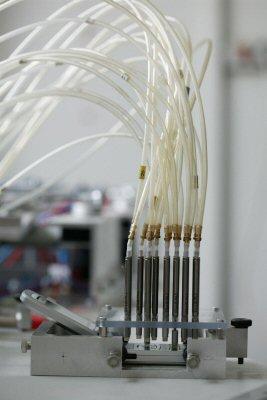Как тестируют телефоны Siemens на живучесть