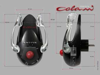Изобретено универсальное зарядное устройство для мобильных телефонов, прообразом дизайнерского оформления которого...