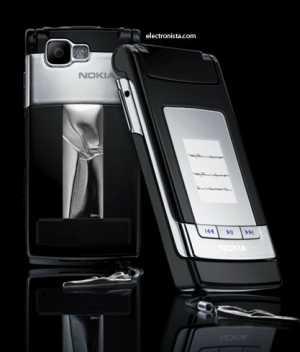 Nokia N76 Signature Edition - только в Финляндии