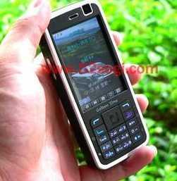 Качественный клон Nokia N77