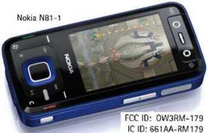 Nokia N81 начнут продавать в ближайшем будущем?