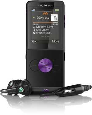 как настроить wap на телефоне sony ericsson z800: