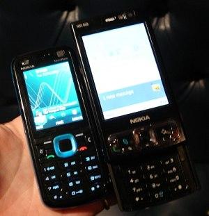 Вчера компания Nokia представила два музыкальных телефона, один из которых называется Nokia 5320 XpressMusic.