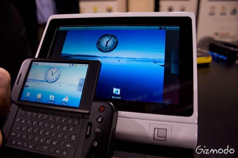 NIMble - еще один телефон на базе Android