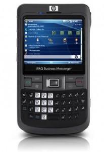 коммуникатор HP iPAQ 910 Business Messenger
