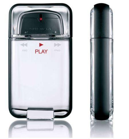 Givenchy выпустил мужскую туалетную воду Givenchy Play, лицом которой...