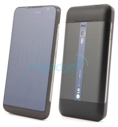 Мощный Android смартфон LG -платформа NVIDIA Tegra 2, HD