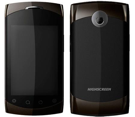 Highscreen Cosmo — уверенный шаг Android в бюджетный сегмент
