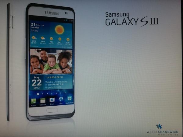 Не Samsung Galaxy S III