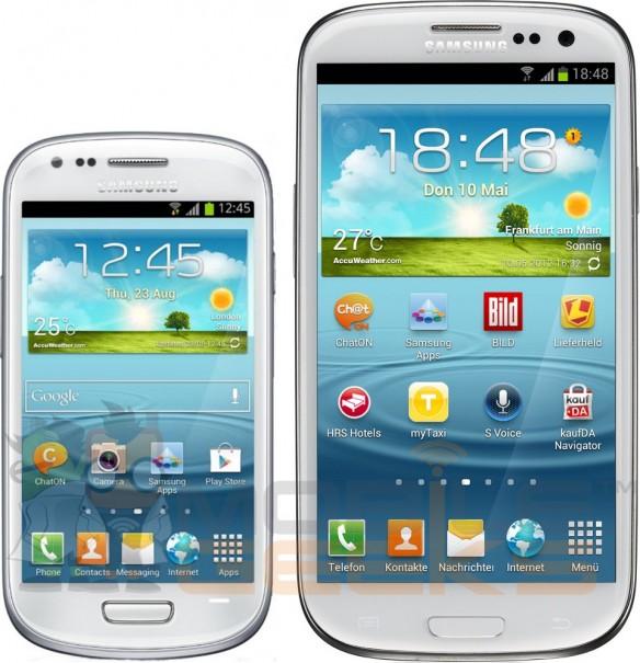 На сегодня у Samsung намечена презентация смартфона Galaxy S3 Mini, однако в сети уже доступны официальные
