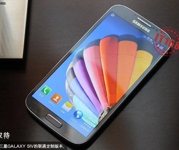 И снова фото Samsung Galaxy S IV