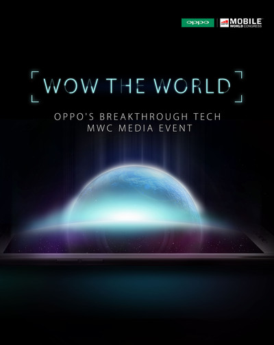 OPPO обещает привезти на MWC-2016 вау-технологии для смартфонов