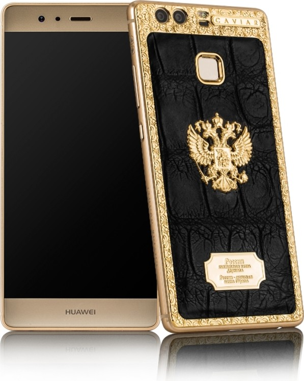 Смартфон Huawei P9 в Caviar