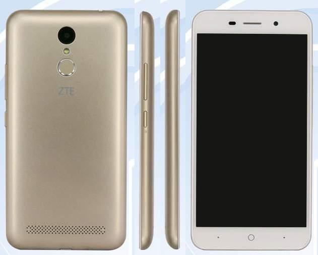 Смартфон ZTE BA602