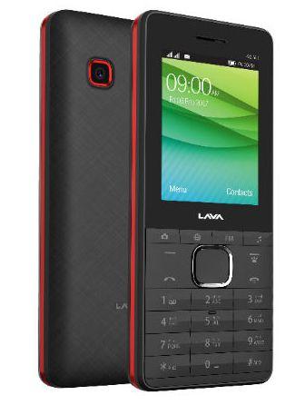 Телефон Lava 4G Connect M1