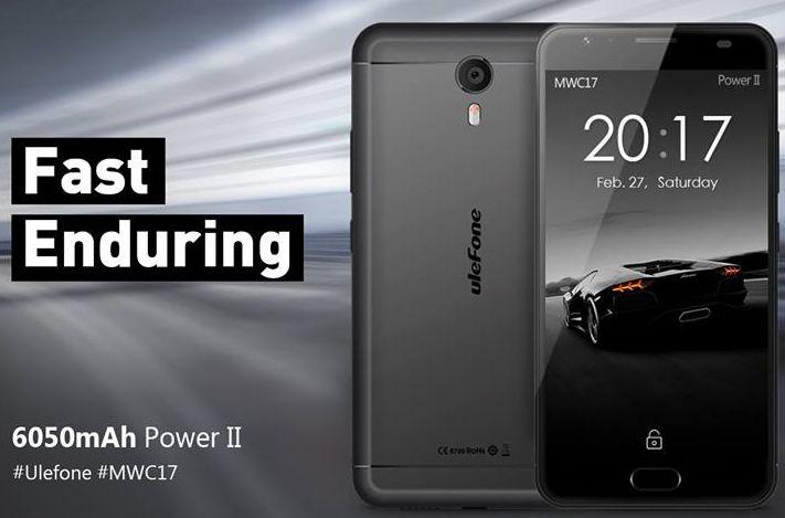 Смартфон Ulefone Power 2