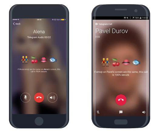 Telegram обзавелся функцией голосовых вызовов