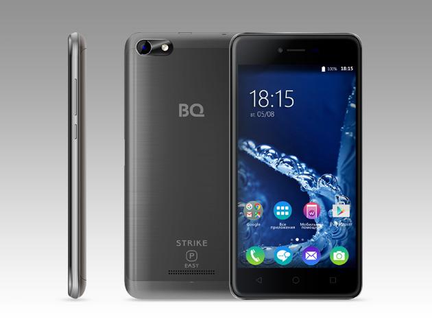 Смартфон BQ BQ-5058 Strike Power Easy