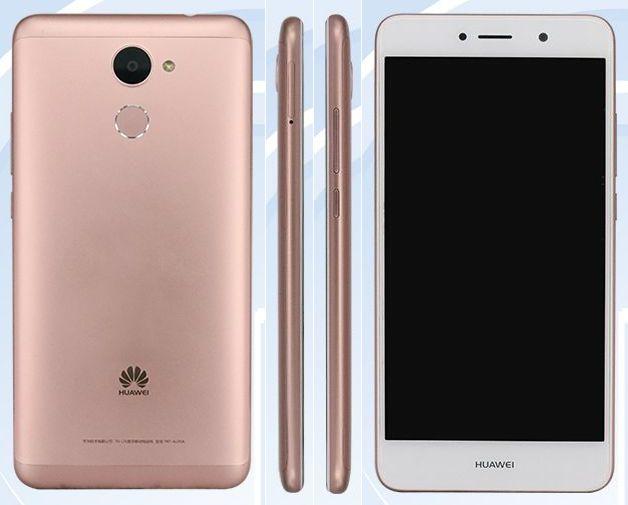 Huawei TRT-AL00A, TENAA