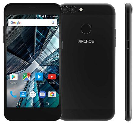 Смартфоны Archos Sense 50DC и Sense 55DC