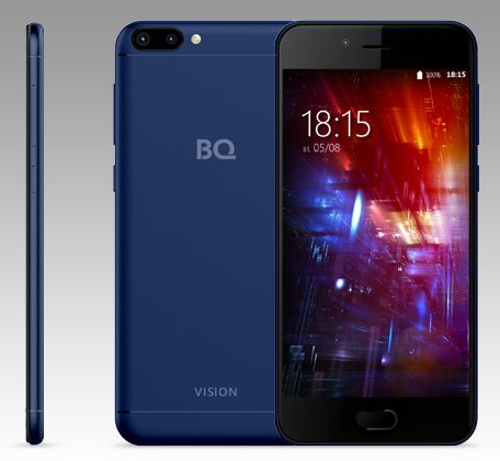 Смартфон BQ-5203 Vision