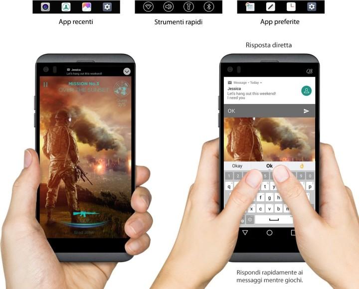 Смартфон LG Q8