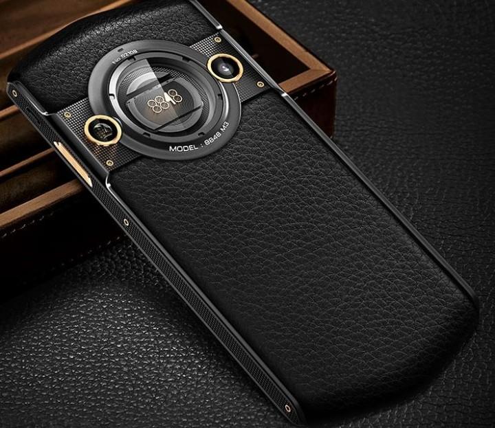 Названный в честь Эвереста люксовый смартфон 8848 M4 появился на TENAA