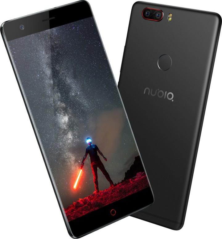 Смартфон ZTE Nubia Z17 Lite