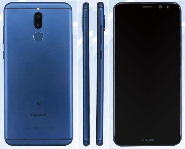 Huawei готовит смартфон с экраном 18:9 и двумя двойными камерами