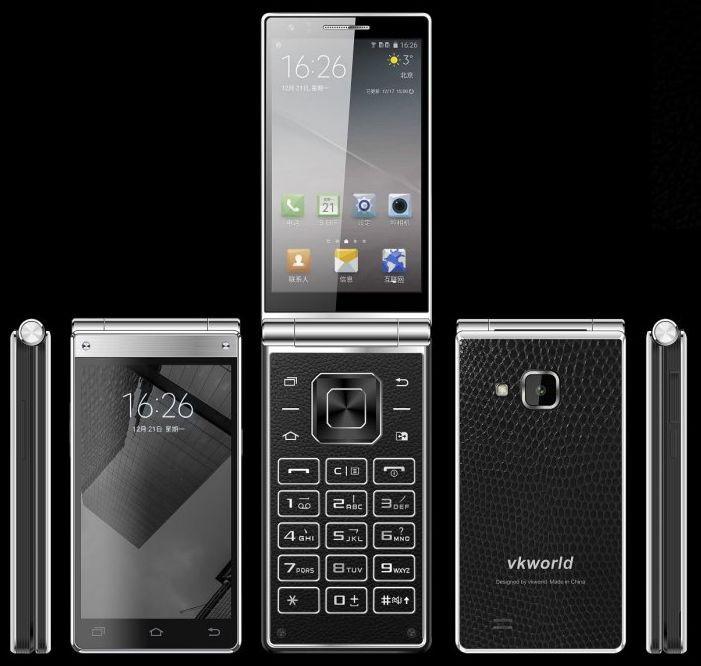 Смартфон VKworld T2 Plus
