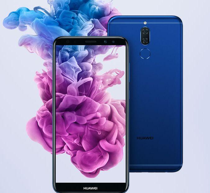 Huawei Nova 2i - новое имя смартфона Maimang 6 с экраном 18:9