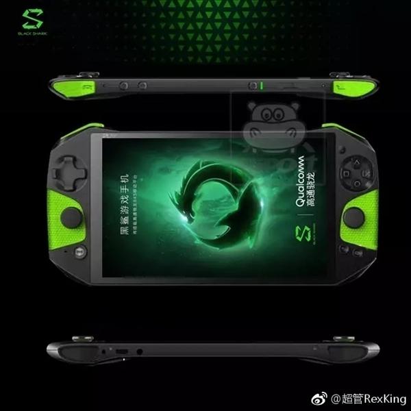 Раскрыты технические данные игрового телефона Xiaomi Black Shark