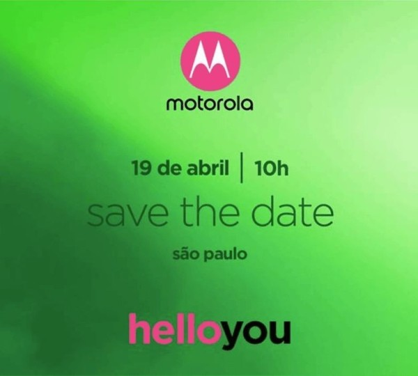 Три смартфона Moto G6 ожидаются 19 апреля
